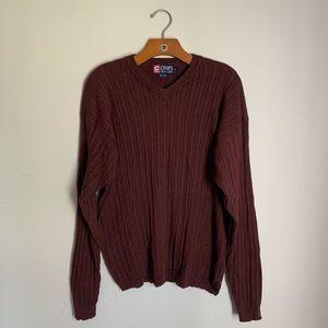 CHAPS RALPH LAUREN V-Neck Sweater